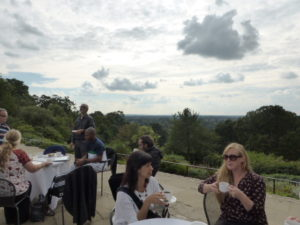 Tea - Richmond Park. LIB Awards