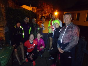 Our first round clearers from GoodGym